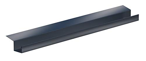 Kastendachrinne Simpel 2 Meter Aluminium...