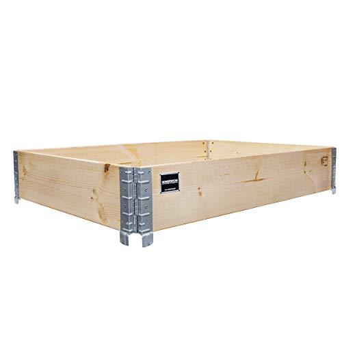Schroth Home Hochbeet 120x80x20cm rechteckig...