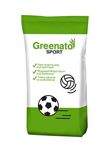 5kg Rasensamen Greenato Sport Sportrasen...