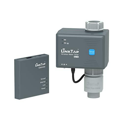 LinkTap G2S Drahtlose Bewässerungscomputer,...