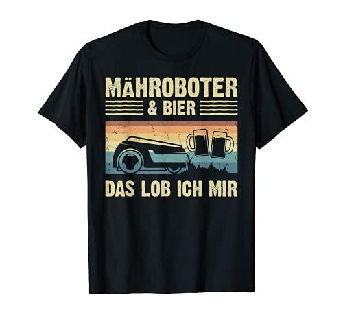 Mähroboter Bier Rasenroboter Garten...