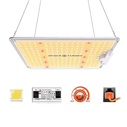 Spider Farmer LED Grow Lampe SF 1000 LED...