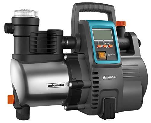 Gardena Premium Hauswasserautomat 6000/6E LCD...