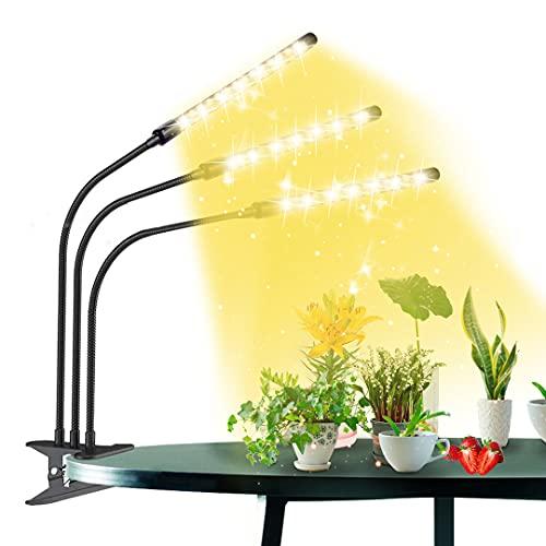 LED Pflanzenlampe,Romwish 198 LEDs, Mit...
