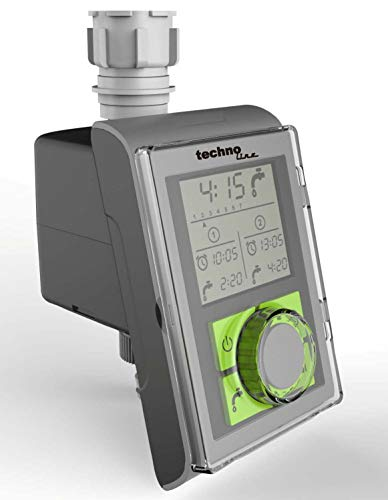 Technoline WZ 1000 Bewässerungscomputer...