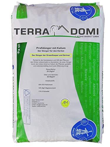 Terra Domi 25 kg Patentkali Herbstdünger...