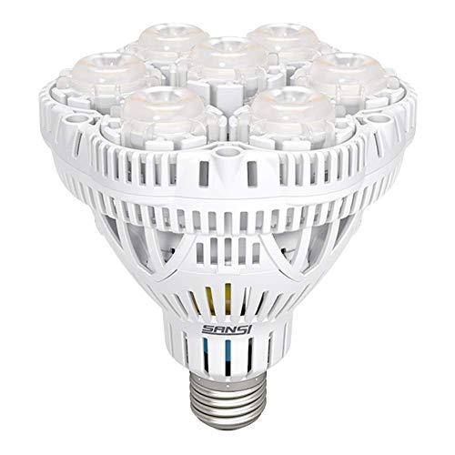 SANSI 36W Pflanzenlampe LED Pflanzenlampe...
