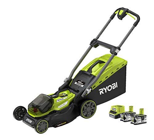 Ryobi RY18LMX40A-240 18V Cordless Lawnmower...