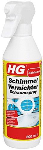 HG, Schimmel Vernichter Schaumspray, 500...