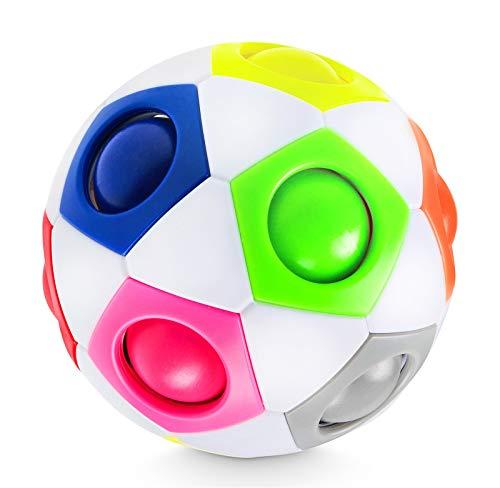 Lucky Humans® Premium Regenbogenball |...