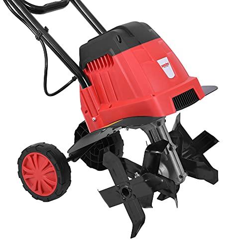 HECHT Elektro Gartenhacke (NEU) für optimale...