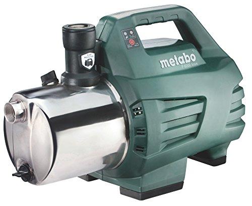 Metabo Gartenpumpe P 6000 Inox (600966000)...