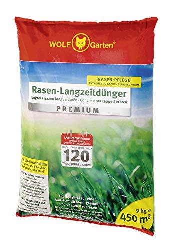 WOLF-Garten - Rasen-Langzeitdünger...