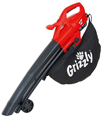 Grizzly Elektro 3in1 Laubsauger Laubbläser...