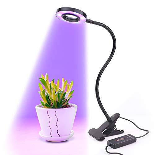 Pflanzenlampe 10W Pflanzenlicht...