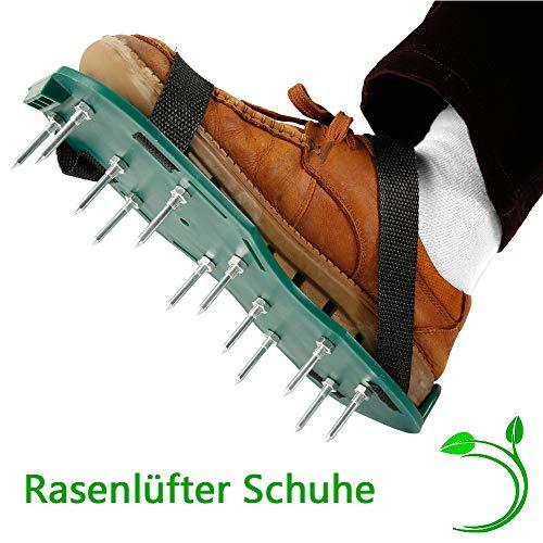 everso Rasenbelüfter Rasenlüfter...