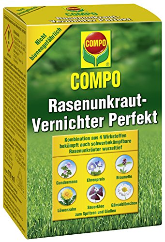 Compo Rasen Unkrautvernichter Perfekt,...