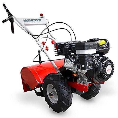 HECHT Benzin-Gartenfräse 750 Motorhacke...