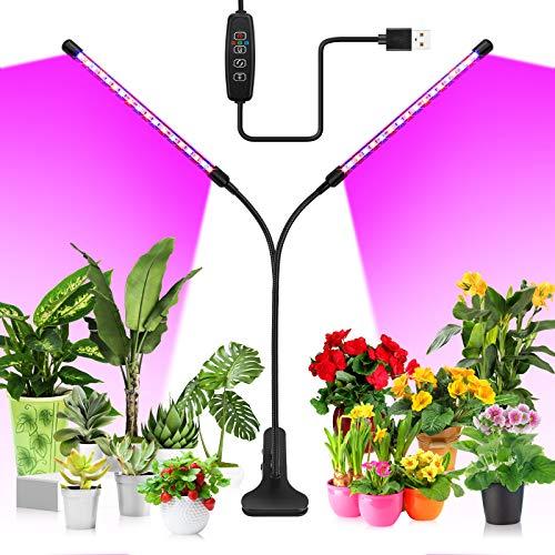 20W LED Pflanzenlampe, KOOSEED 40LEDs...