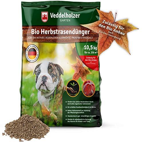Veddelholzer Bio Herbstrasendünger mit...