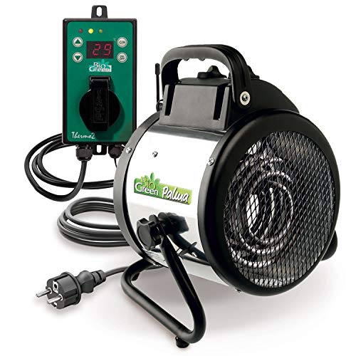 Bio Green Elektrogebläseheizung Palma, 2000...