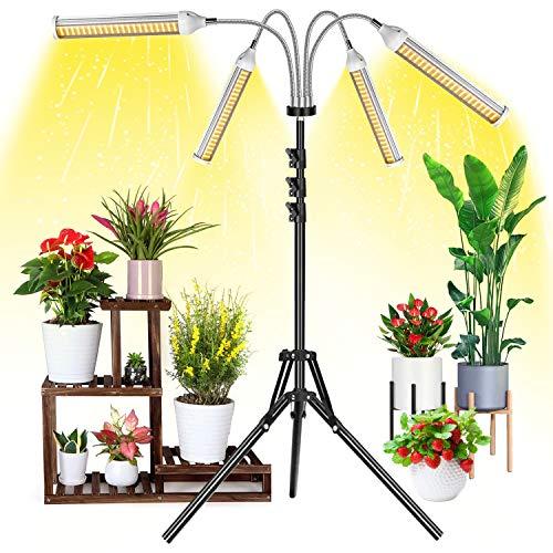 Pflanzenlampe LED mit Ständer, Garpsen 420...