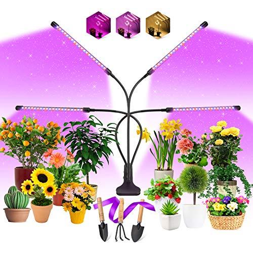 EWEIMA Pflanzenlampe LED Vollspektrum...
