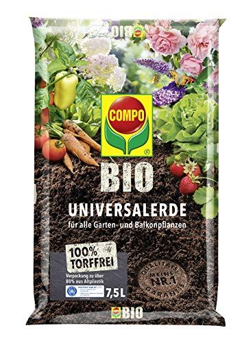 COMPO BIO Universal-Erde für Zimmerpflanzen,...