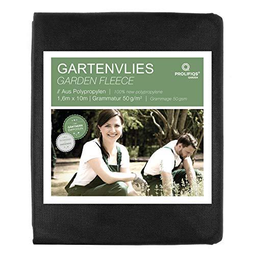 Unkrautvlies für Garten + Hochbeet +...