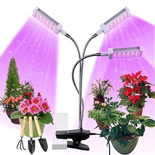 Pflanzenlampe LED, Pflanzenlicht,...