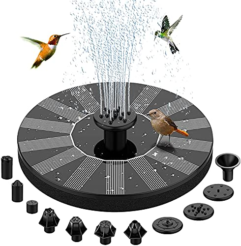 BAONUOR Solar Springbrunnen 2021 Upgrade,...