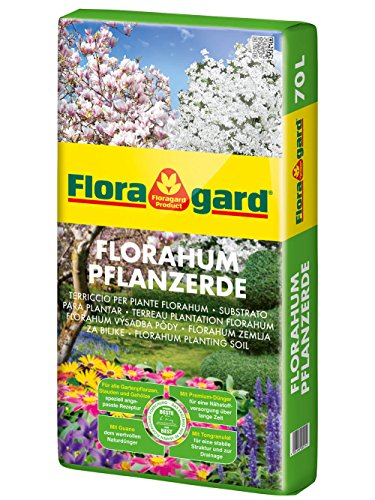 Floragard Florahum Pflanzerde 70 L •...