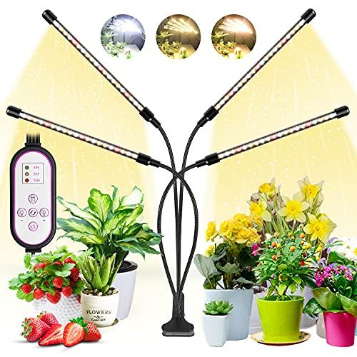 WOLEZEK Pflanzenlampe LED,Pflanzenlicht,80...