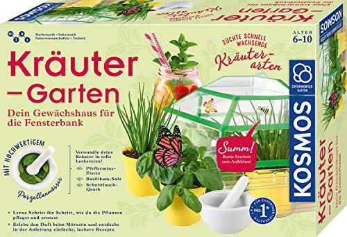KOSMOS 632090 - Kräuter-Garten, Züchte...