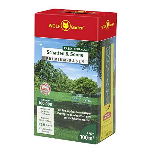 WOLF-Garten - Premium-Rasen »Schatten &...