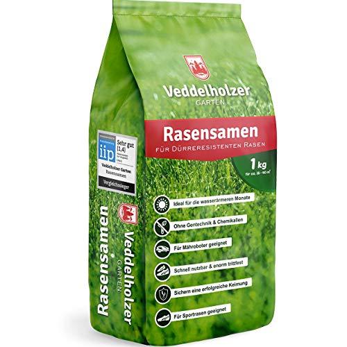 Veddelholzer Rasensamen dürreresistent für...