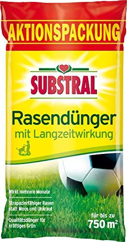 Substral Rasendünger, mit Langzeitwirkung,...