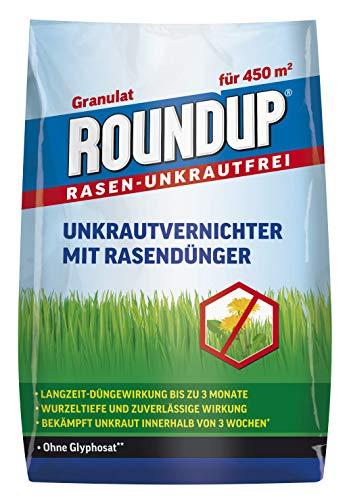 Roundup 8690 Rasen-Unkrautfrei Rasendünger,...