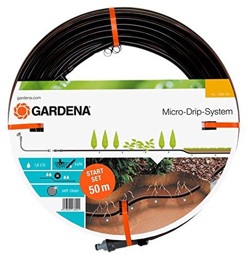 Gardena Start-Set Tropfrohr für...