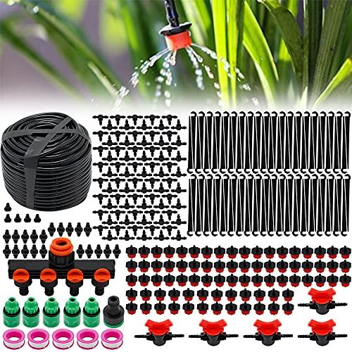 50M Bewässerungssystem Garten 282 PCS Mikro...
