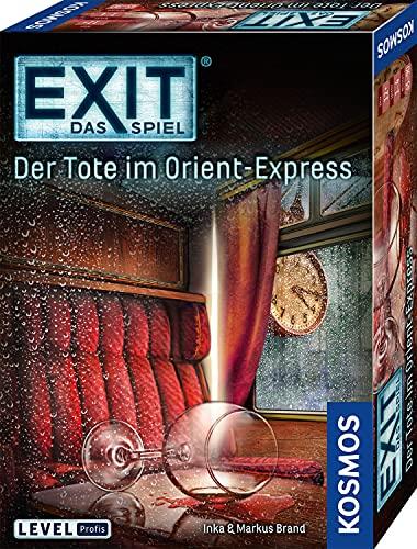 Kosmos 694029 - EXIT - Das Spiel - Der Tote...