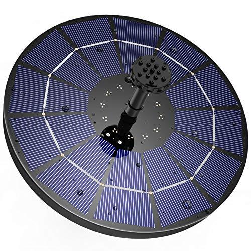 AISITIN Solar Springbrunnen mit 3.5W Solar...