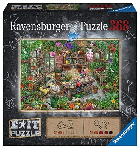 Ravensburger EXIT Puzzle Im Gewächshaus,...